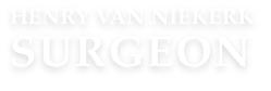 Henry Van Niekerk